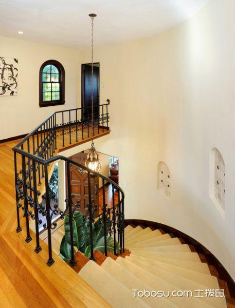 2020混搭陽光房設計圖片 2020混搭樓梯裝修效果圖大全