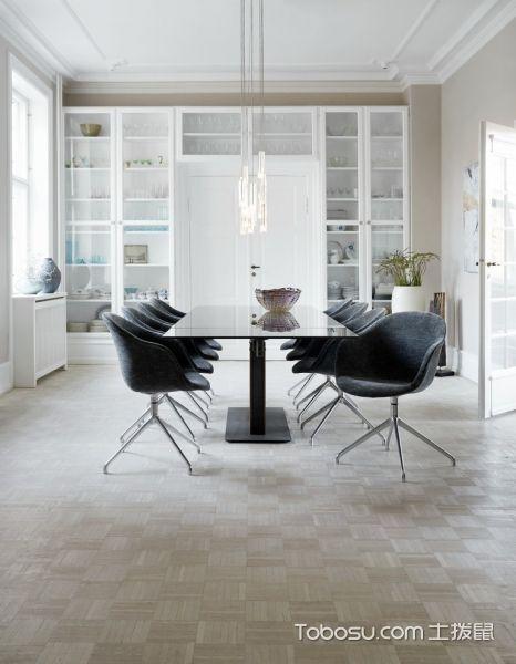 80㎡/北欧/二居室装修设计