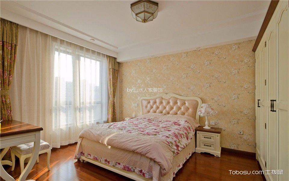 万豪世纪天街144平欧式4居室装修效果图