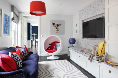 精致儿童房小户型沙发案例图片