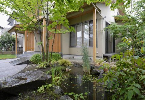 2019日式花园设计图片 2019日式地砖装修设计