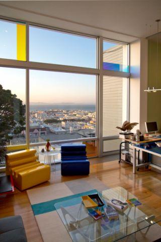 2019混搭客厅装修设计 2019混搭窗台设计图片