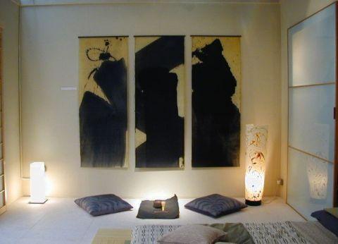 2019日式卧室装修设计图片 2019日式照片墙装修效果图大全