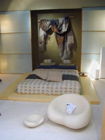 2019日式卧室装修设计图片 2019日式背景墙图片