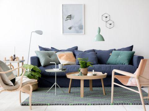 2019北欧150平米效果图 2019北欧别墅装饰设计