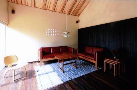 四居室162平米日式風格設計圖