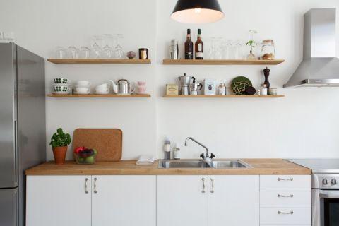 2020北欧厨房装修图 2020北欧橱柜装修设计