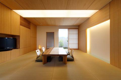 2020日式110平米装修图片 2020日式套房设计图片