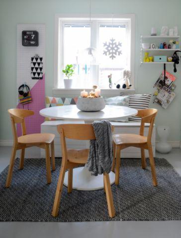 餐厅北欧风格效果图大全2017图片_土拨鼠简约创意餐厅北欧风格装修设计效果图欣赏