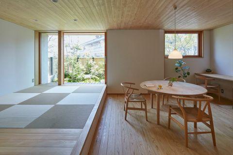 2020日式80平米设计图片 2020日式四居室装修图
