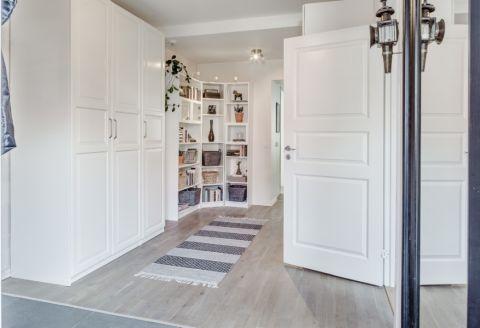 2018北欧150平米效果图 2018北欧二居室装修设计