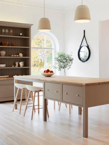 厨房北欧风格效果图大全2017图片_土拨鼠温暖沉稳厨房北欧风格装修设计效果图欣赏
