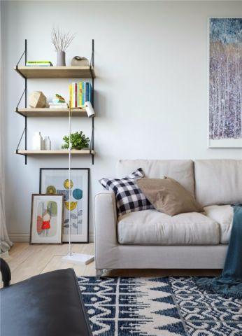 2020美式100平米图片 2020美式三居室装修设计图片