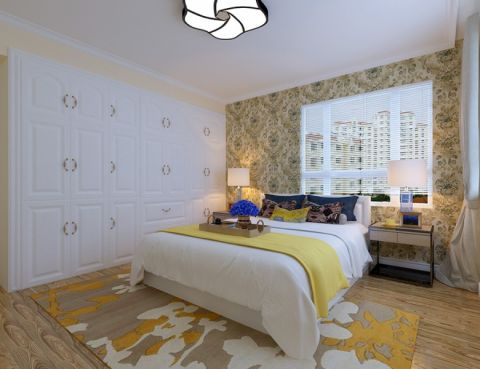 现代卧室阁楼室内装修图片