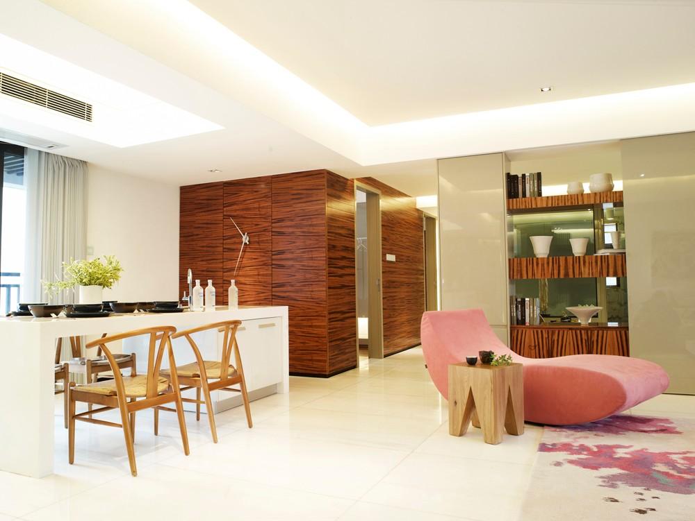 2室1卫2厅85平米现代简约风格