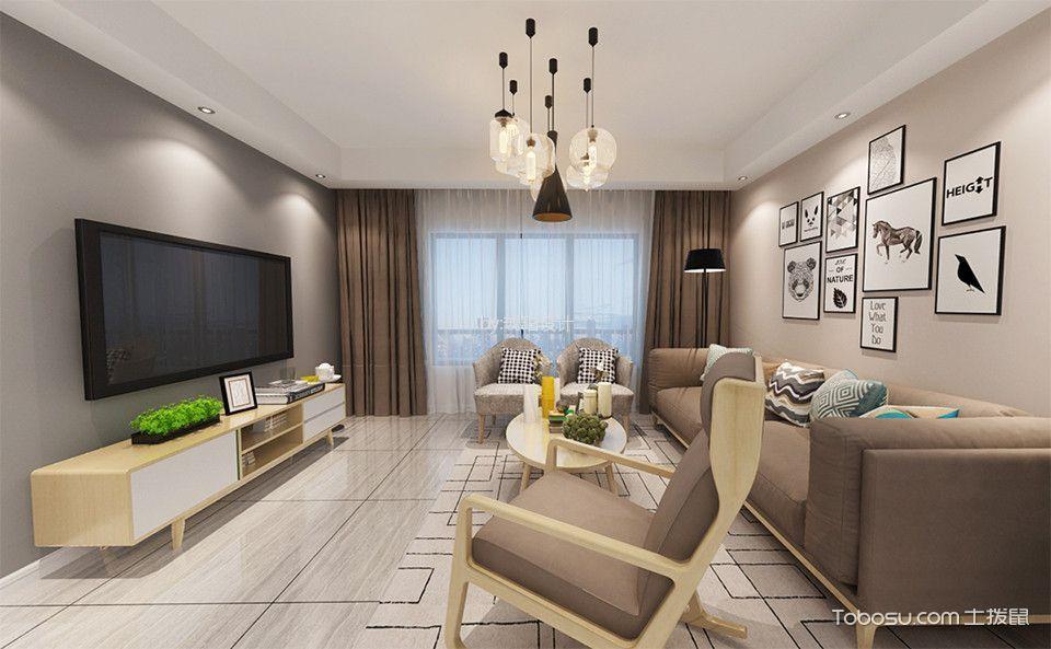 聚和家园现代简约风格完工