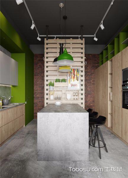 复地新都国际南区101平现代三室两厅一卫装修效果图