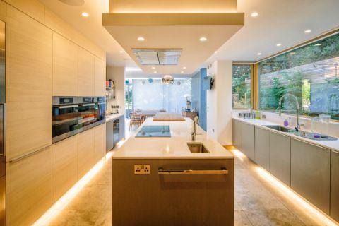 2021现代70平米装修效果图大全 2021现代套房设计图片