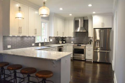 2020现代300平米以上装修效果图片 2020现代公寓装修设计