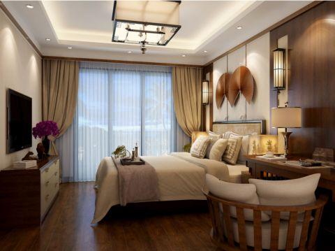 复式150平米东南亚风格三室二厅装修效果图