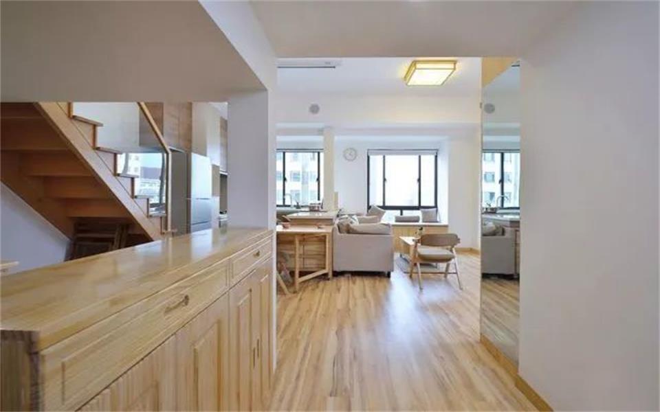 1室1卫2厅70平米日式风格