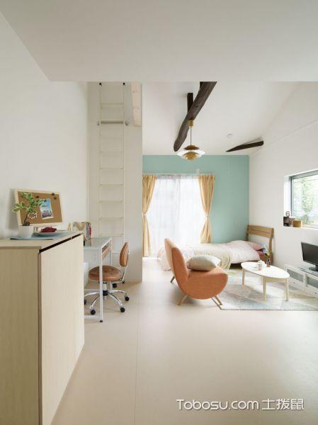100㎡/北欧/三居室装修设计