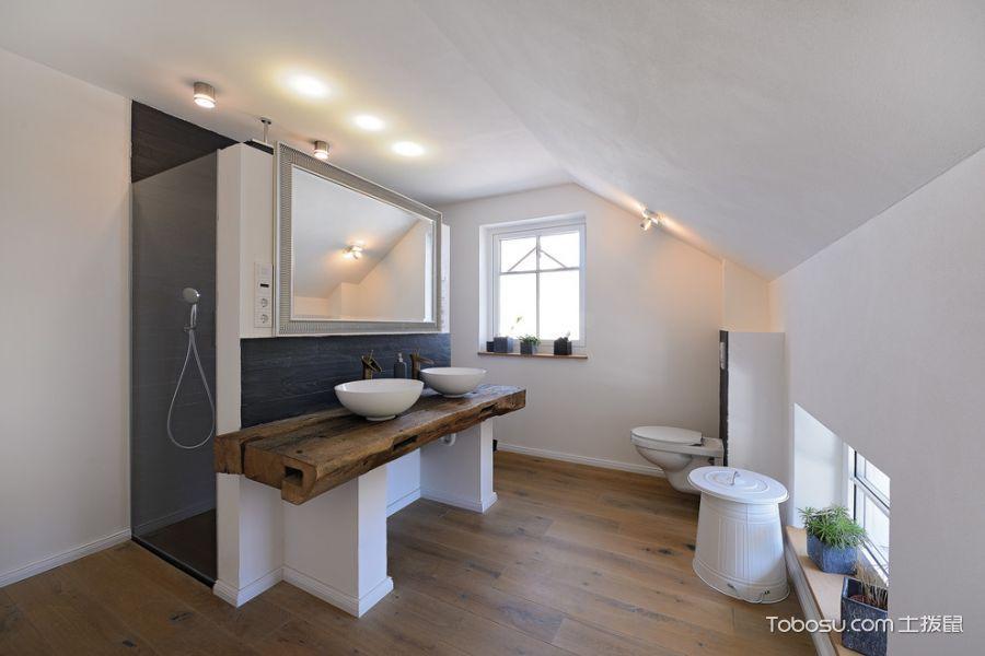 40㎡/北欧/四居室装修设计