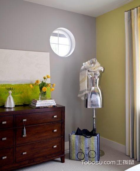 卧室咖啡色细节现代风格装修效果图