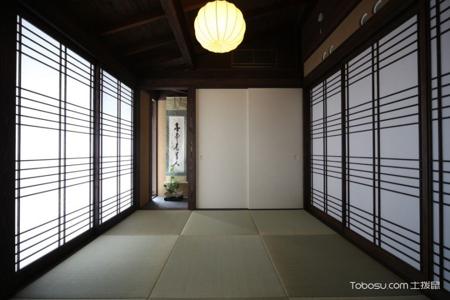 2020日式110平米装修设计 2020日式庭院装修效果图大全