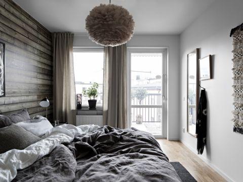 卧室现代风格效果图大全2017图片_土拨鼠简约摩登卧室现代风格装修设计效果图欣赏