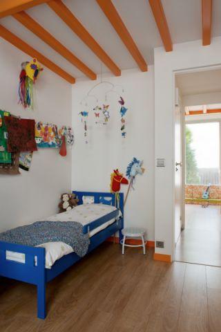 儿童房北欧风格效果图大全2017图片_土拨鼠干净富丽儿童房北欧风格装修设计效果图欣赏