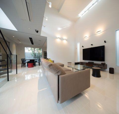 客厅日式风格效果图大全2017图片_土拨鼠简约时尚客厅日式风格装修设计效果图欣赏