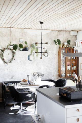 2019北欧120平米装修效果图片 2019北欧三居室装修设计图片