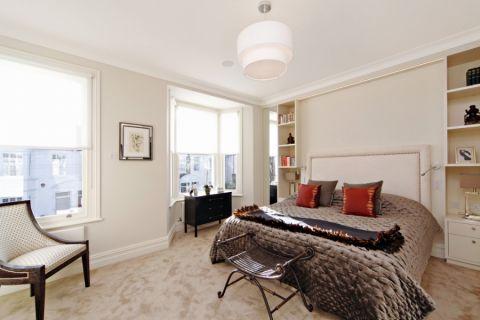 卧室现代风格效果图大全2017图片_土拨鼠简洁写意厨房现代风格装修设计效果图欣赏