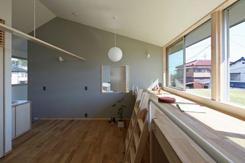 儿童房日式风格效果图大全2017图片_土拨鼠简洁创意儿童房日式风格装修设计效果图欣赏