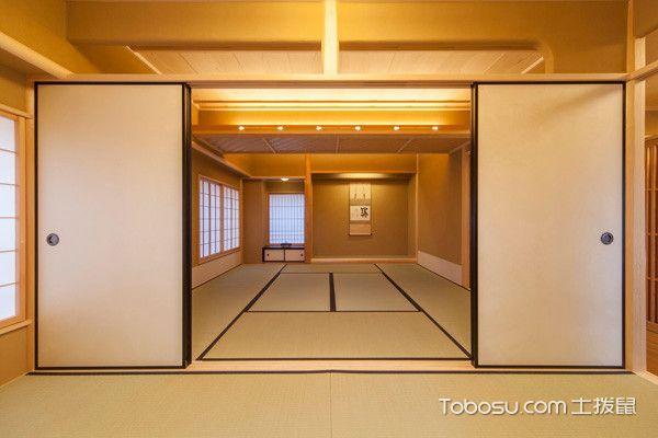120㎡/日式/三居室装修设计