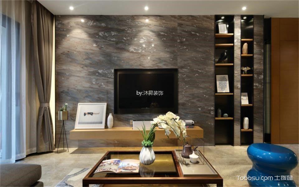九江九龙街德晟豪庭100平米现代简约风格效果图
