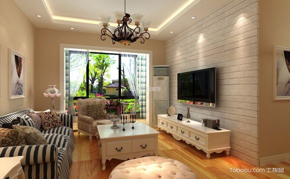 观府壹号135平方现代风格三居室装修效果图