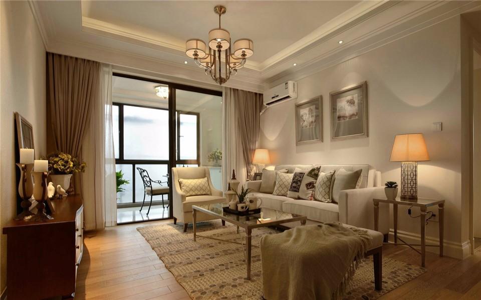 3室2卫2厅134平米新中式风格