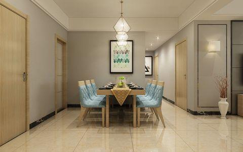 2021新中式150平米效果图 2021新中式四居室装修图