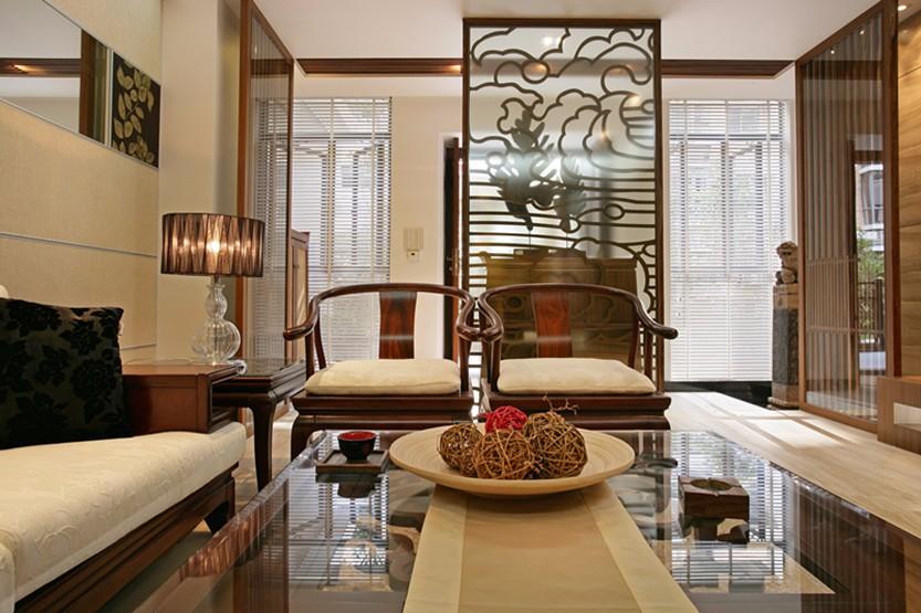 4室3卫3厅120平米新中式风格