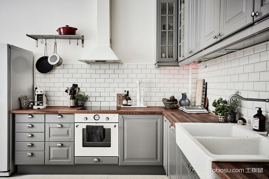 80~100m²/北欧/公寓装修设计