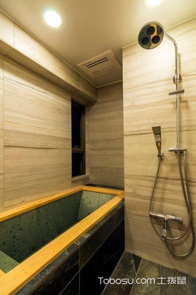 2018日式浴室设计图片 2018日式浴缸装修设计