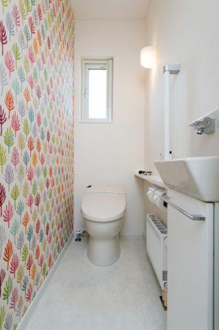 卫生间北欧风格装潢设计图片