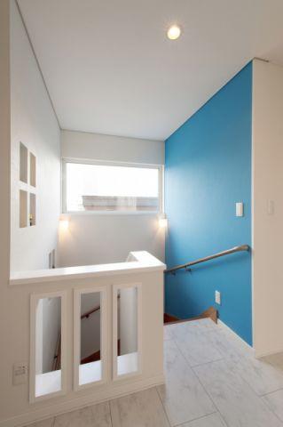 楼梯北欧风格装修图片