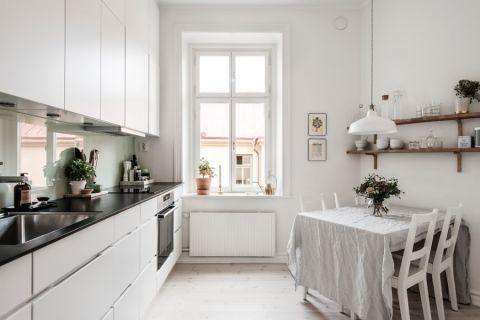 厨房北欧风格装饰效果图