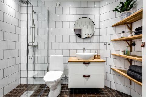 浴室北欧风格装修设计图片