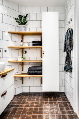 浴室北欧风格装饰设计图片