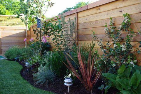 小巧玲珑花园现代设计图片