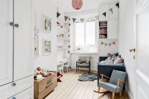 2021北欧40平米图片 2021北欧四居室装修图